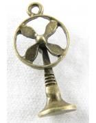 Подвеска металлическая Вентилятор. Цвет бронза