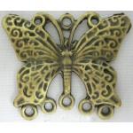 Коннектор Бабочка. Цвет бронза