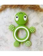 Грызунок прорезыватель Черепаха зеленая