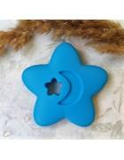 Грызунок прорезыватель Звезда синяя