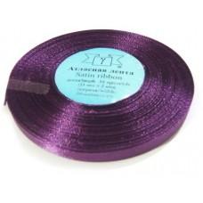 Атласная лента светло-фиолетовая