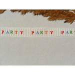Лента репсовая Party