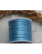 Спандекс голубой