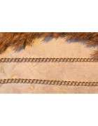 Цепочка золотистая 4*2.8 мм