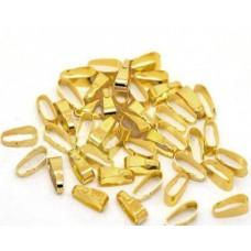 Бейл маленький 7*3 мм. Цвет золото