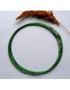 Чокер (основа для колье) насыщенно-зеленый