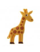Грызунок прорезыватель Жираф желтый