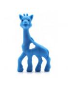 Грызунок прорезыватель Жираф синий