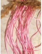 Шнур нейлоновый розовый 2 мм