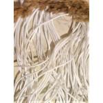 Шнур нейлоновый белый 2 мм